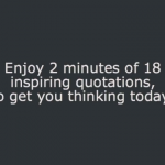 18 inspiring quotes video image